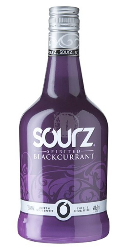 Sourz Blackcurrant
