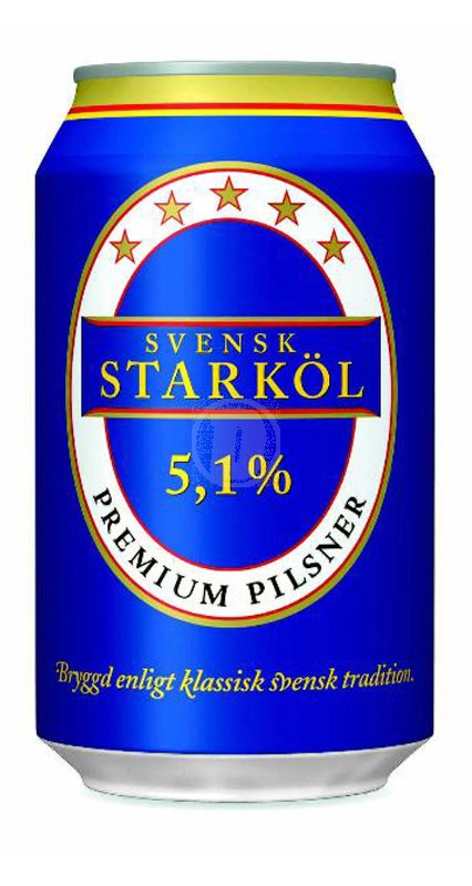 Svensk Starköl