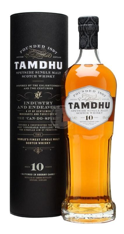 Tamdhu Sherry Cask 10 år