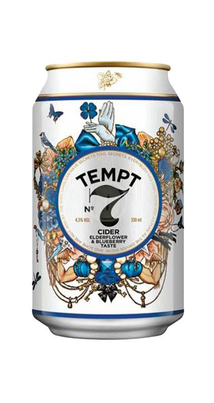 Tempt Seven Sins Cider