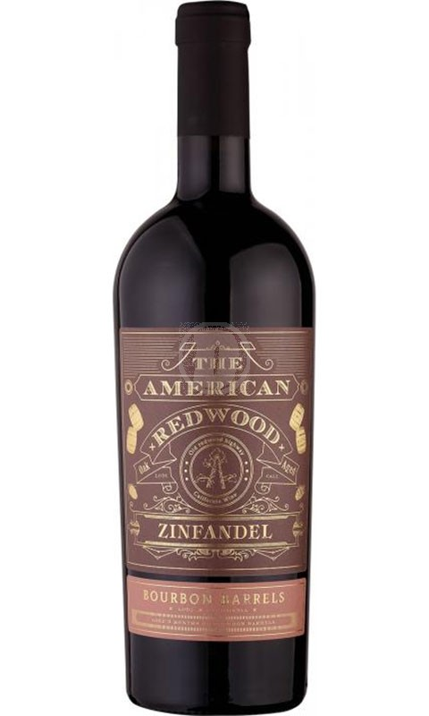 The American Redwood Zinfandel Bourbon Barrels