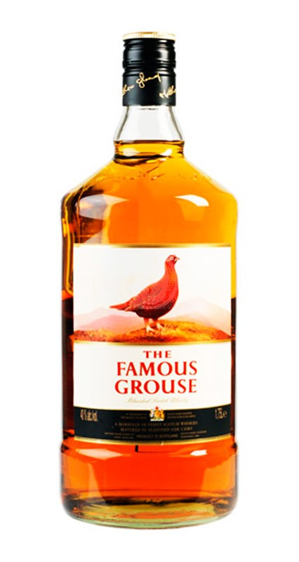 The Famous Grouse 1.75 liter