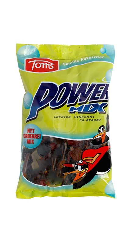 Toms Power Mix