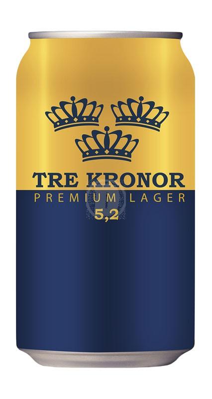 Tre Kronor Premium Lager