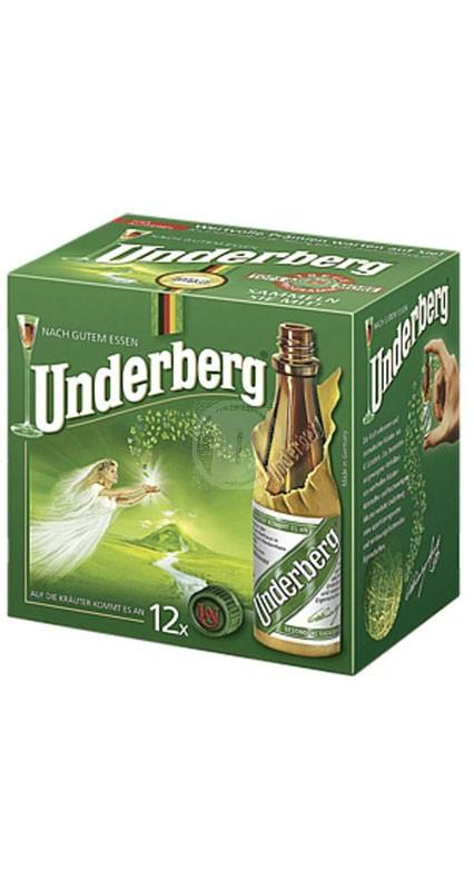 Underberg 12-pack
