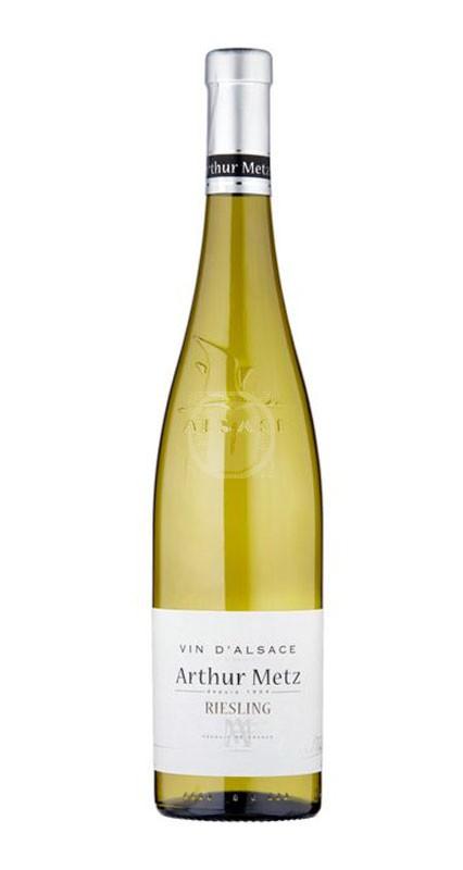 Vin D Alsace Arthur Metz Riesling