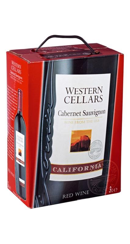 Western Cellars Cabernet Sauvignon 3 LIter
