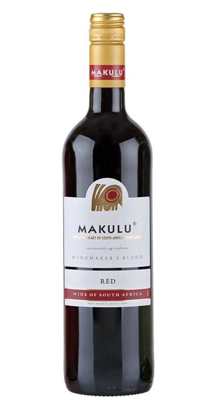 Makulu Cape Röd