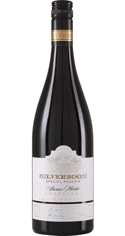 Silverboom Shiraz Merlot