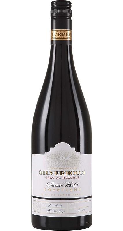 Silverboom Shiraz Merlot