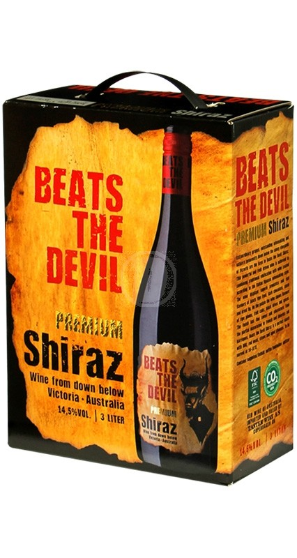 Beats The Devil Premium Shiraz
