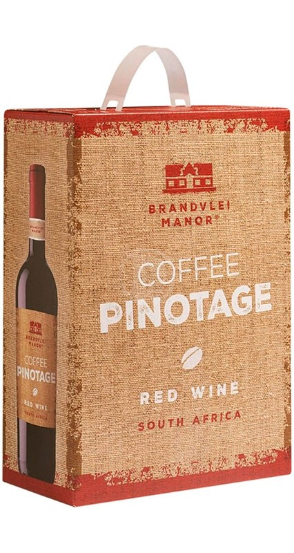 Coffee Pinotage Red Wine