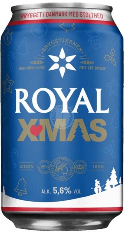 Royal X-MAS Julöl Mörk