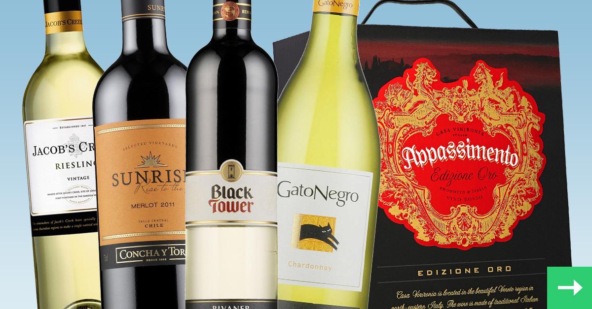 Handla vin på nätet