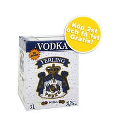 Yerling Vodka