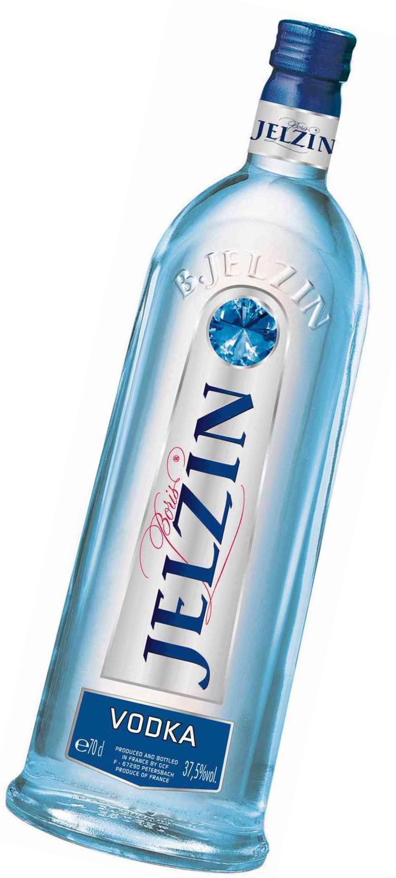Historien om Vodka Boris Jelzin