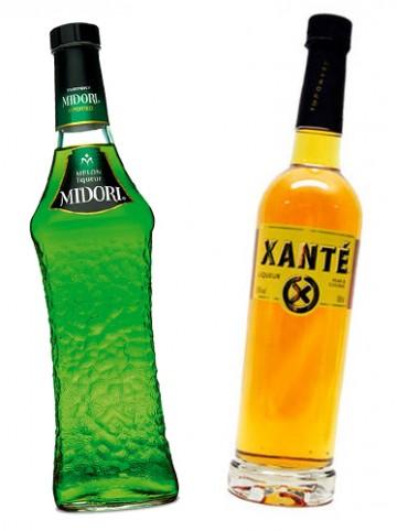 Xante & midori