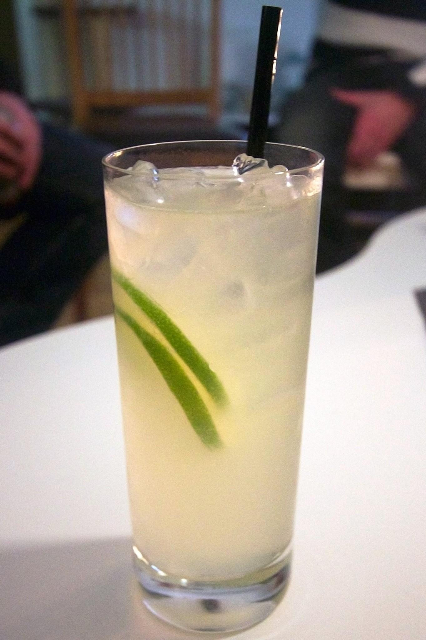 Den enkla & otroligt läskande drinken Moscow Mule