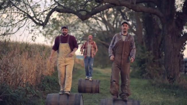 Rolig annons för bourbon