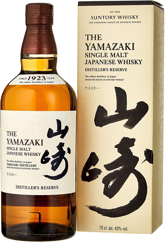 Yamazaki är ett exempel på hur populära whiskies från andra länder, inte minst Japan, har blivit.